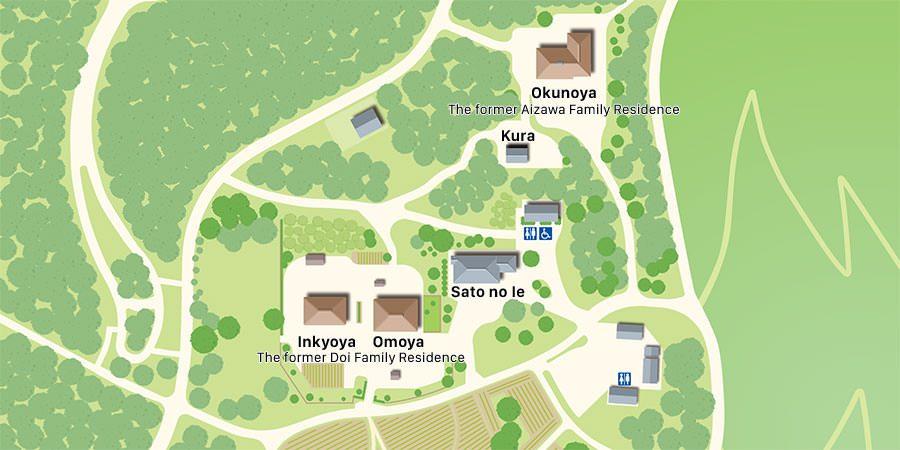 みはらしの里map_en