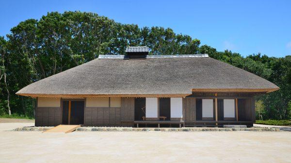 旧會澤家住宅(奥の屋)